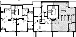 Nowy apartament -117 | 110,89m2 | 3 Pokoje | 6 Piętro