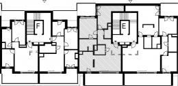 Nowe mieszkanie -118 | 86,95m2 | 3 Pokoje | 6 Piętro