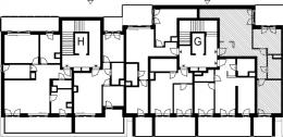 Nowy apartament -163 | 62,71m2 | 2 Pokoje | 6 Piętro